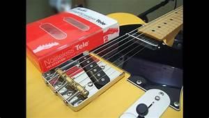 Fender Vintage Noiseless Telecaster