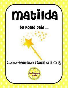 matilda work sheets images matilda teacher