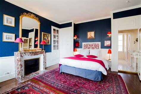 chambre blue chambre bleue le prieuré agnan