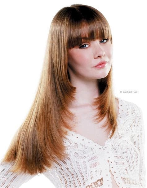 Feather Haircuts For Long Hair Feathered Haircuts For Long
