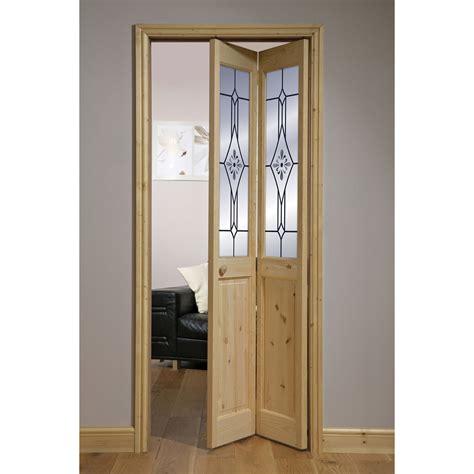 canterbury bifold interior door knotty pine veneer 2