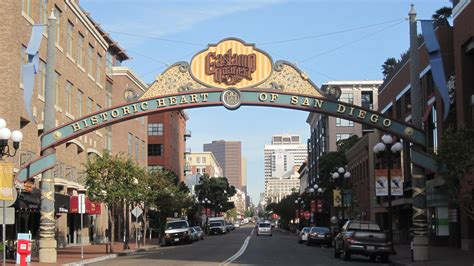 gas light district a itinerary for adventure excitement in san diego