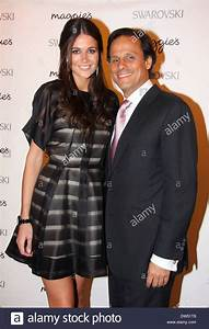 Arun Nayar and Kim Johnson Maggie's Autumn Party held at ...