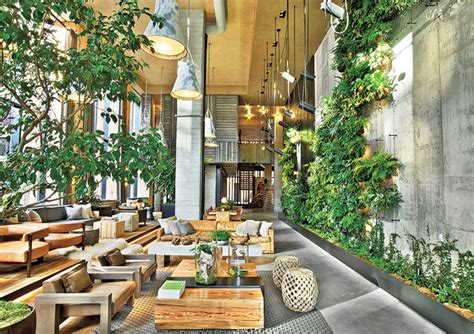 nyc interior designers inc architecture design keeps it local at 1 hotel