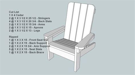 images  childs chair plans  pinterest