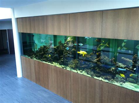aquarium eau de mer geant