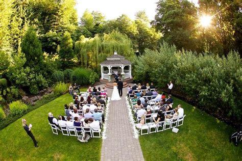 outdoor wedding venues calgary wedding venues portland