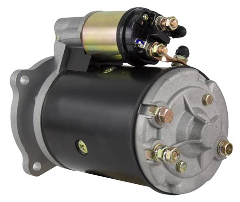 New Starter Motor Fits Ford Tractor