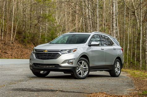chevrolet equinox 2018 chevrolet equinox first drive review big bet