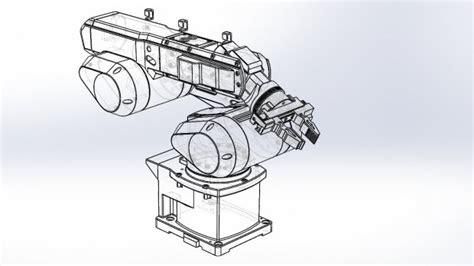 industry robot arm mk   models