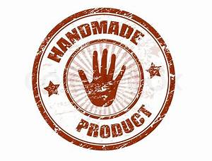 Handmade Product Stamp