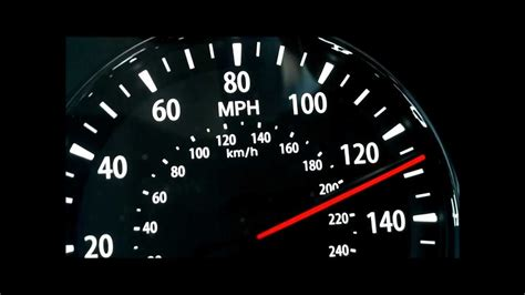 To Mph by 2012 Kia Optima Sx 50 130 Mph