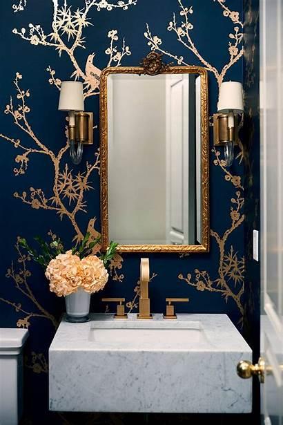 Powder Dark Bathroom Rooms Living Google Vanity