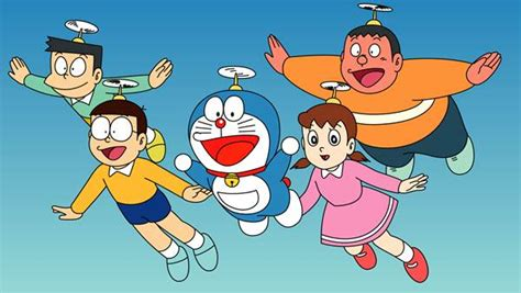 Kumpulan Gambar Kartun Foto Doraemon Terbaik Sepanjang
