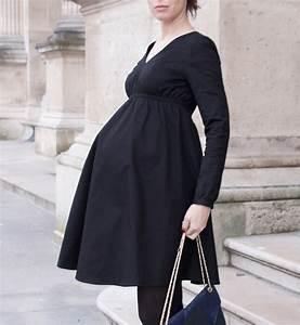 Nouveau patron: robe grossesse BE PRETTY