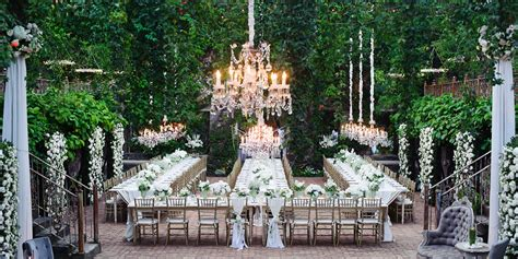 the most wedding venues in the world