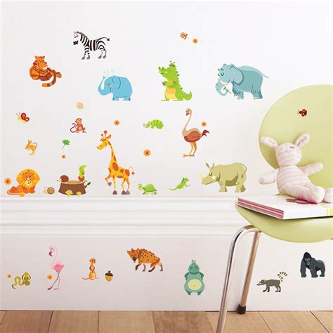 stickers girafe chambre bébé livraison singe papier peint promotion achetez des