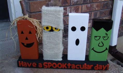 Diy Halloween Decor Ideas To Frighten Trick-or-treaters