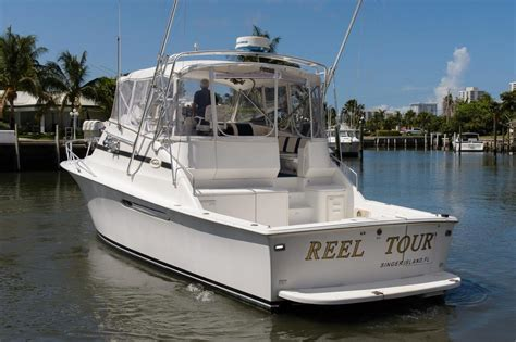 Sport Fishing Boat Ocean by 2001 Used Ocean Yachts 40 Express Sports Fishing Boat For