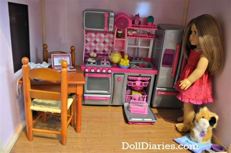 My Girls Dollhouse For 18″ Dolls Review  Doll Diaries