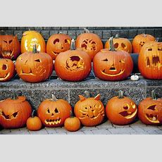 How To Preserve A Carved Halloween Jacko'lantern