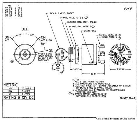 automotive ignition wiring diagram diagram