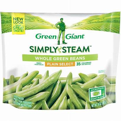 Giant Beans Simply Steam Whole Selects Broccoli