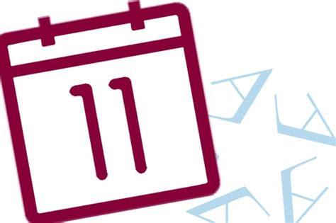 complete district calendar survey nov