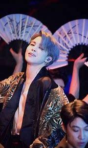 BTS Jimin's Epic Fan Dance Went Viral, Left Everyone ...