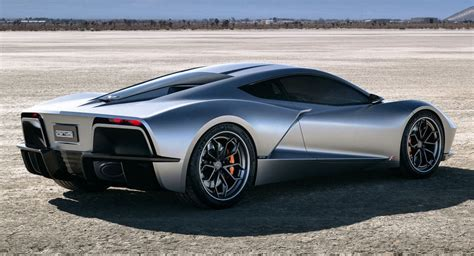 Aria Concept For A Mid-engine Corvette Is A Thing Of Beauty