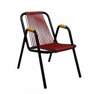 Fauteuil Fil Scoubidou : fauteuil scoubidou la marelle mobilier et d co vintage ~ Teatrodelosmanantiales.com Idées de Décoration