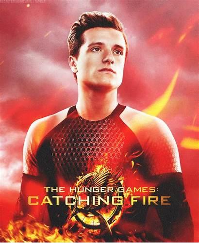 Peeta Hunger Catching Fire Games Mellark Katniss