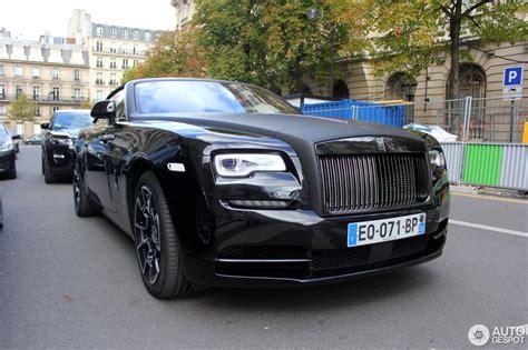 Rolls Royce Dawn Black Badge 22 October 2017 Autogespot