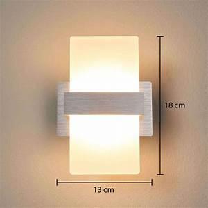 Led Wandlampe Mit Schalter : led wandleuchte platon moderne wandlampe mit schalter a ~ A.2002-acura-tl-radio.info Haus und Dekorationen