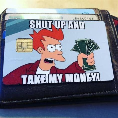 Custom credit card skins to fit any card! Pin on Random Stuff I Like