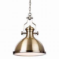 Firstlight Albion Single Light Ceiling Pendant In Antique