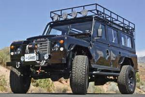 1980 Land Rover Series Ii 109 - Custom