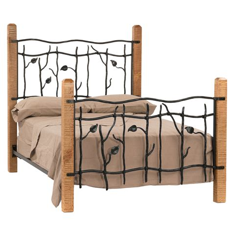Iron Bed Frames Queen Decofurnish