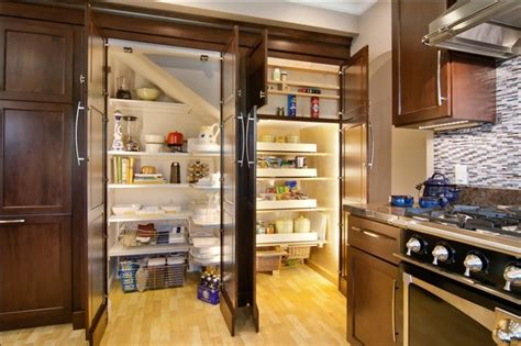 recessed in wall kitchen pantry cabinet kitchen remodel recessed built in pantry traditional