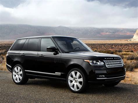 Land Rover Range Rover Autobiography V8 Usa 2013