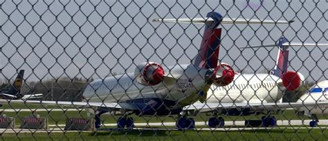 Local airline industry takes a hit from coronavirus ...