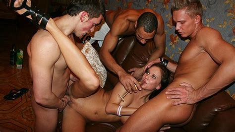 Threesome Orgy At Student Sex Party Ratxxx