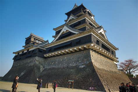 samourai siege les châteaux japonais leurs histoires chateaux