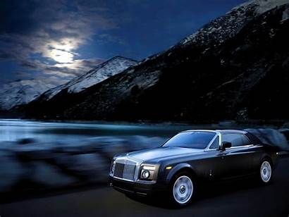 Phantom Royce Rolls Coupe Wallpapers Background 2009
