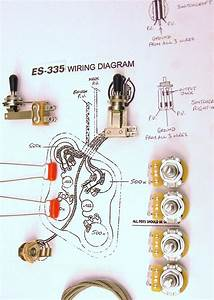 Wiring Kit For 335 With Short Switchcraft Toggle Switch