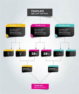 Flowchart Stock Vectors  Royalty Free Flowchart