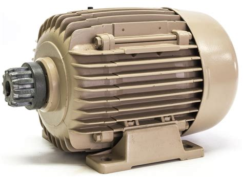 Induction Electric Motor by Important Inventions Of The Second Industrial Revolution