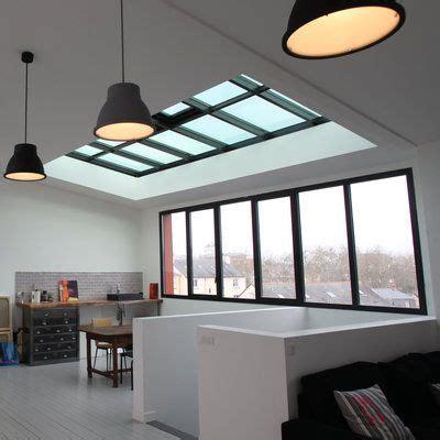 espace bureau dans salon un loft durable dans une maison bourgeoise coins