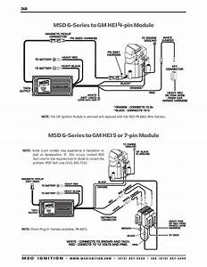 Msd 6a Ignition Wiring Diagram 1987 Chevy