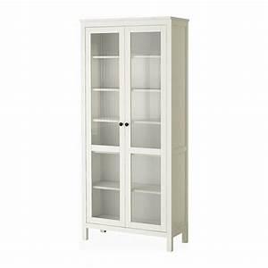 Vitrine Ikea Occasion : hemnes vitrinenschrank wei gebeizt ikea ~ Teatrodelosmanantiales.com Idées de Décoration